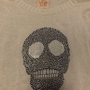 Skull 💀 shirt from Nieman Marcus